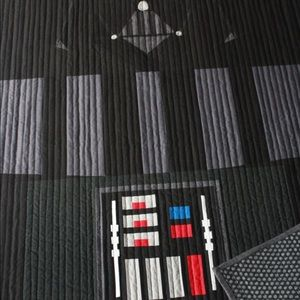 made for life Bedding - Dearth Vader new quilt for twin